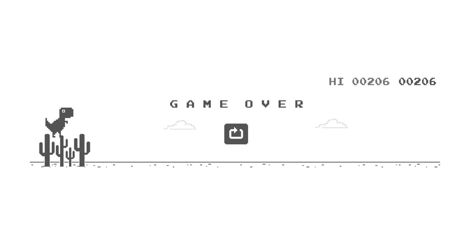 android chrome dinosaur game 181120