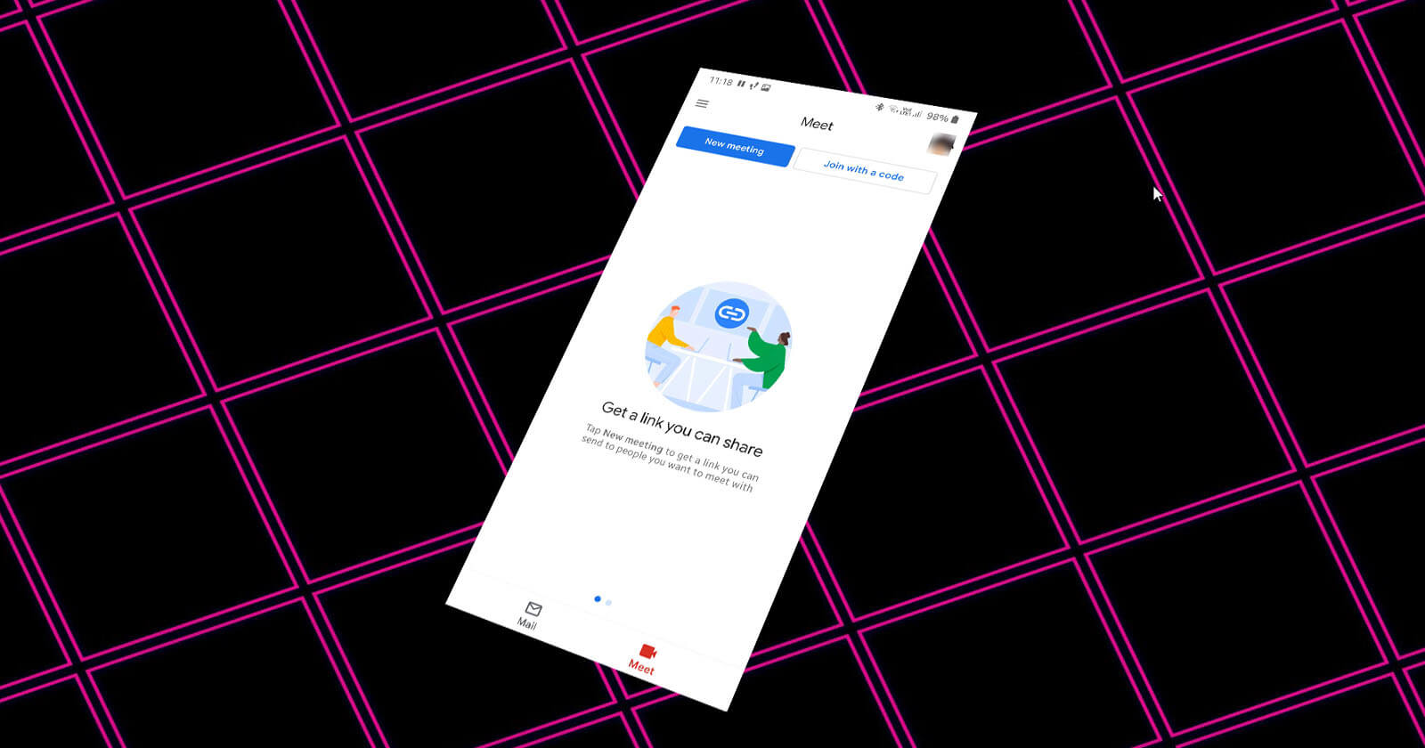 gmail google meet 151120
